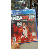 Nba2016 Ps4 Ps3 Xbox One