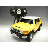 Toyota Fj Cruiser Radio Remote Control Escala: 1/20