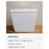 Mochila Deposito Loza Ceramica Colgar P/inodoro 1ra Calidad