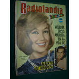 Radiolandia Bisutti 1956 Julio Sosa Donge Brunetti Grillito