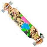 Longboard Skate Diamond Maple Che Mandela Profesional