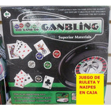 Juege De Ruleta Y Poker En Caja