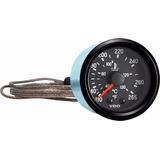 1 Inidicador Marcador Reloj Temeperatura Fisico 72 Vdo Univ