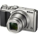 Cámara Nikon Coolpix A900 Digital Silver 26505