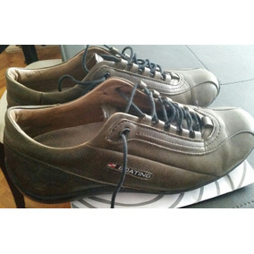 Zapatos / Zapatillas De Cuero Hombre Boating - Imperdibles!