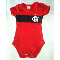 Body Infantil Flamengo Mengo Mengão