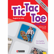 Livro Tic Tac Toe Starter English For Kids Ed:richmond
