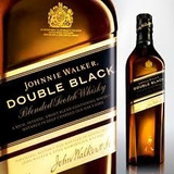Whisky Jhonny Walker Double Black X 4 Botellas De 1 Lt
