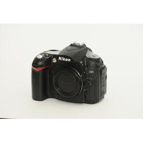 Camara Nikon D90, Con Bateria, Cargador Y Correa. Filma Hd.