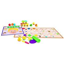 Juguete Play-doh Forma Y Aprender Las Letras Y Lenguaje