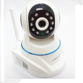 Camara Seguridad Ip Wifi Hd 1mp Motorizada Inalambrica Audio