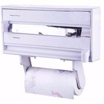 Porta Rollo Film Papel Aluminio - Nuevo