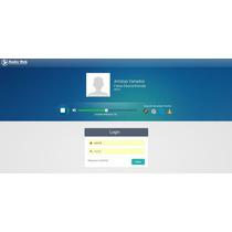 Player Para Topo De Rádio Online E Webrádios