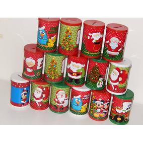 40 Cofres Natal, Papai Noel,cofrinhos,presente Brindes Natal