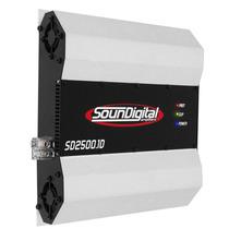 Módulo Amplificador De Som Automotivo Soundigital 2500w