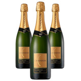 Kit: 3 Espumantes Chandon Reserve Brut 750ml