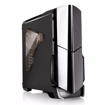 Gabinete Thermaltake Versa N21 Black Case Com Janela