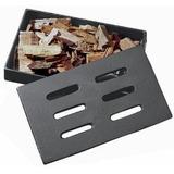 Char-broil Hierro Fundido Fumador Caja