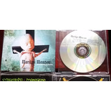Marilyn Manson - Disposable T Maxi 3tr Cd Usa Metal Gtm