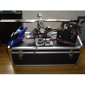 Helicóptero Rc 450 Copter X