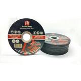 Disco Corte Inox Ferro 4.1/2 Fininho 1,0 Caixa C/100 Pçs