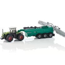 Tractor Con Tanque Y Aspersores Esc. 1/87 Siku Nuevo!