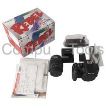 Camara Fotográfica Digital Canon Eos Rebel T5 Lente 18-55mm