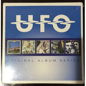 Ufo- Original Album Series- Box Com 5 Cds- Lacrado- Pronta E