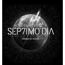 Soda Stereo Septimo Dia Vinilo 2 Lp Ceratti Soleil Ya Stock
