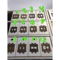 Espelho / Placa Colonial 2x4 4x4 Tomada / Interruptor