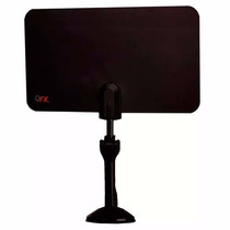 Qfx Antena Digital Plana Alta Definicion P/ Interiores Ant7