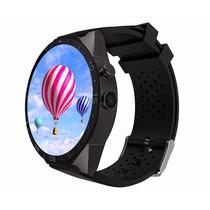 Reloj Celular Kw88 Google Play Whatsapp Face Gps Lo + Nuevo