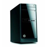 Computadora Hp Amd Quad Core A4 250gb 2gb Ram Lee Sd Dvd Win
