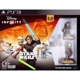 Disney Infinity Star Wars Nuevo Ps3 Fisico Tomo Juegos Mp-me