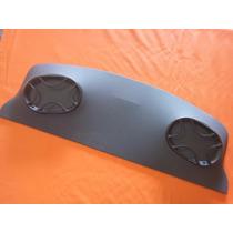 Tampão Corsa Sedan Modelo Corte Origina Courvim Preto