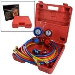 Climatización A / C Refrigeración Kit Ac Manómetro Set R22 /