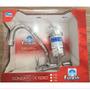 Torneira Furkin P/ Pia 1186 B Par Inox Filtro C51 1/4 Volta