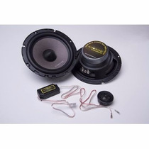 Kit 2 Vias Audiophonic Sensation Ks 6.2 130w Rms 6.5 Pol