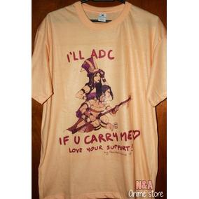 Camiseta League Of Legends Caitlyn E Nidalee