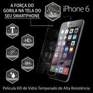 Película De Vidro Para iPhone 6 E 6s Gglass
