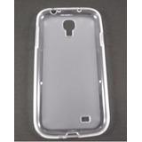 Capa Case Tpu Silicone Galaxy S4 I9500 + Pelicula De Vidro