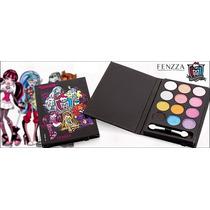Maquiagem Infantil- Paleta De Sombras Monster High Fenzza