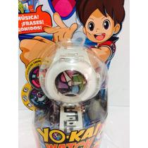 Reloj Yo Kai Watch! Musica Frases Y Sonidos! Envio Gratis!