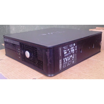Cpu Dell Optiplex Gx 520 Sff P4 A 2.8ghz(doble Nucleo)