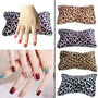Cojin De Hueso Animal Print Uñas Acrilico Gelish Decoracion