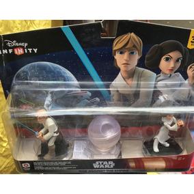 Star Wars Disney Infinity Luke Y Leia