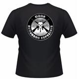 Camisa Sublimada Core Preta - Recursos Especiais - Polícia