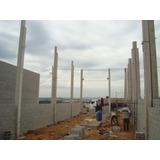 Galpoes Pre Moldado / Estrutura Metalica / Colunas Me Pre