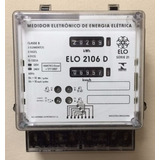 Relogio Medidor Eletronico De Consumo Bifasico Ou Trifasico