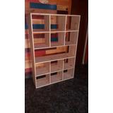 Mueble Infantil Biblioteca